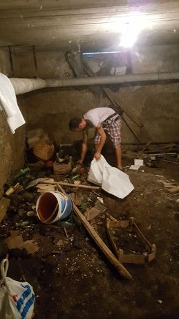 Чистене на мазета и апартаменти
