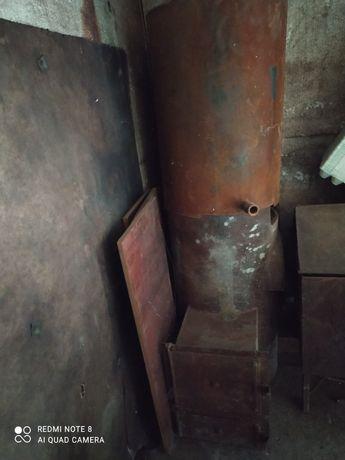 Печь для бани новая 20мм металл
