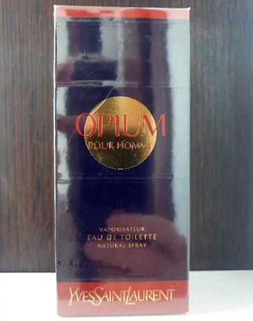 VAND parfum Yves Saint Laurent Opium Homme Men ORIGINAL