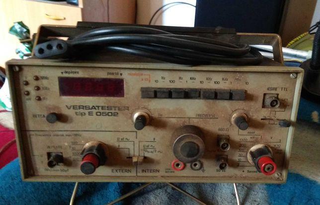 Multimetru VERSATESTER E-0502