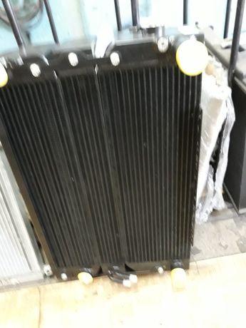 PIESE UTILAJE Radiatoare komatsu la comanda dupa m
