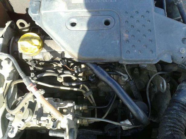 Vând motor si cutie de viteză Solenza Diesel