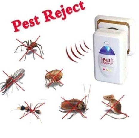 Система Pest Reject для отпугивания насекомых и грызунов
