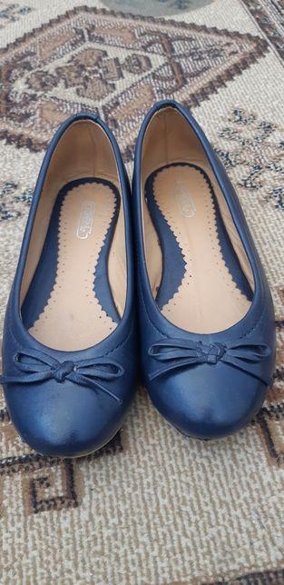 Pantofi Otter de piele, nr. 31