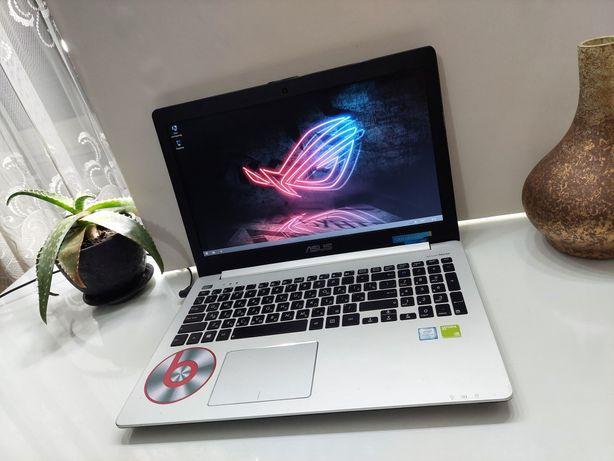 Игравой Ультрабук/Ноутбук ASUS core i7
