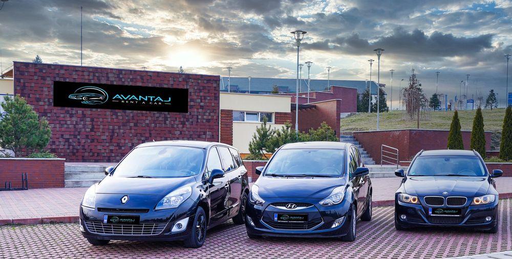 Inchirieri Auto,Rent a car l,Inchirieri Mașini 8 locuri,Autoutilitara Suceava - imagine 1