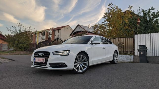 Audi A5 Automant