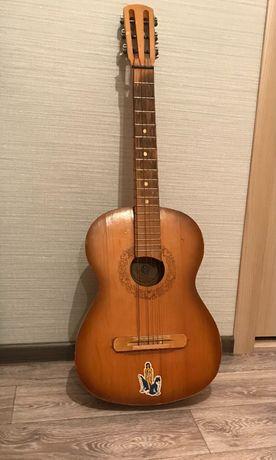 Продам б/у гитару