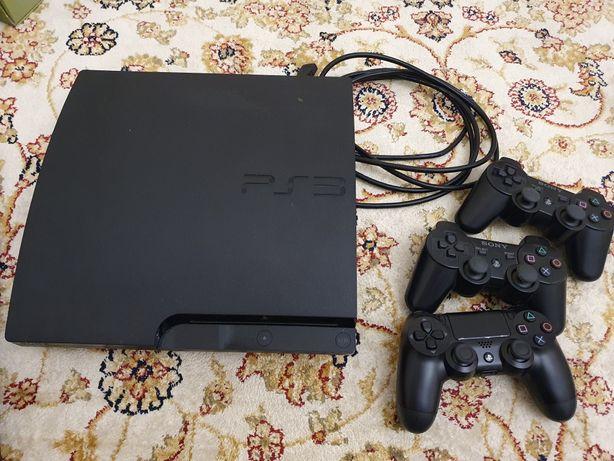 PS3 PSP3 игровая консоль.