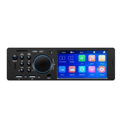 Mp5 Player, Rtm Online, Bluetooth, 4 x 60 W, Ecran 4 .1 nou