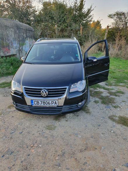 ТОП ПРОМОЦИЯ VW Touran2009г фабричен метан.Лизинг
