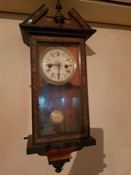 Стенен старинен часовник - уникат