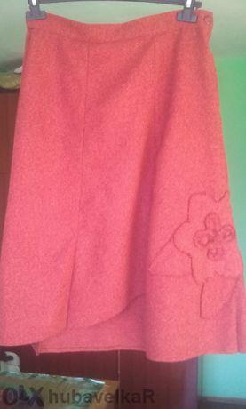 Подарък Риза + раздвижена много закачлива топла пола №46