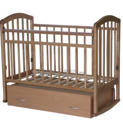 Продам детскую кроватку с ящик для белья