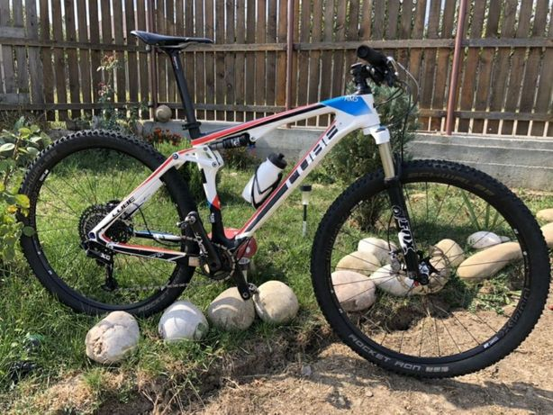 Cube AMS 100 Super HPC SL Teamline 29er full suspension