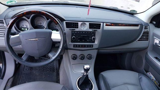 Chrysler Sebring 2.0 CRD ( motor VW ) piele .