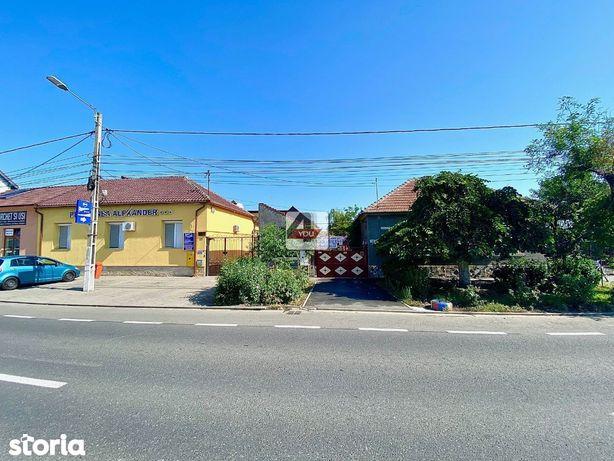 Casa Micalaca Calea Radnei cu teren 1110 mp-168500 euro(comision 0%)