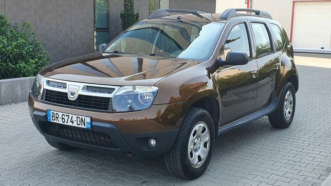 Dacia Duster  / 4x4 / 1.5 diesel / Euro 5 / 2011