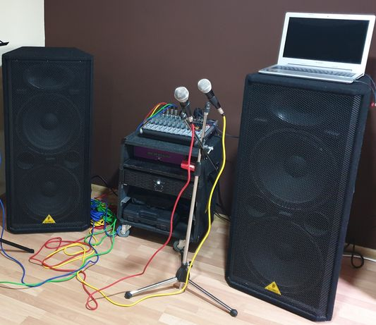 Sistem audio complet
