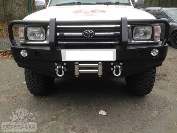 Bara fata OFF ROAD cu bull bar Toyota Hilux 1998-2005