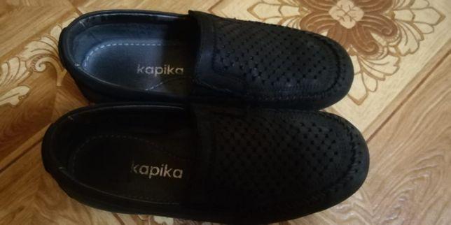 Туфли школьные Kapika, 32 размер