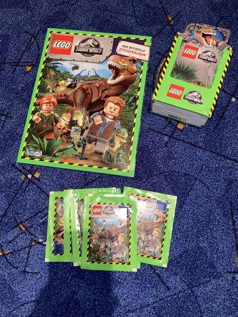 Abtibilde Lego Jurassic World