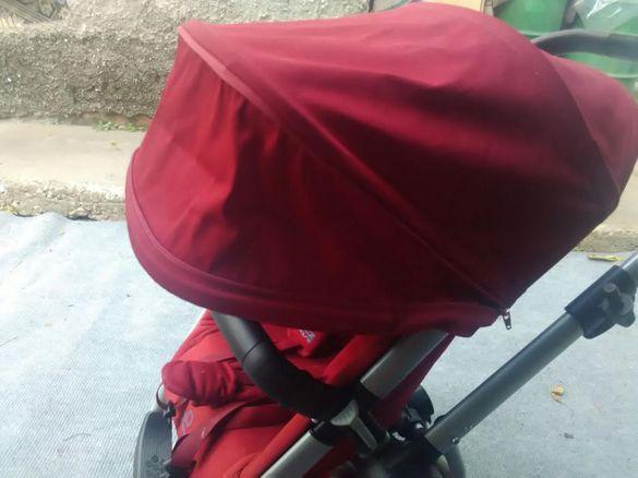 Quinny Buzz 3 аксесоари количка новородено 0+