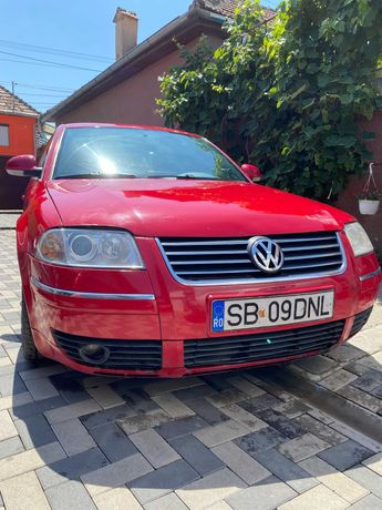 VW Passat 1.8T B5.5