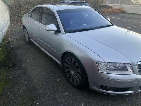 Audi A8 модел D3 НА ЧАСТИ - 4.2 бензин / Audi A8 D3 4.2