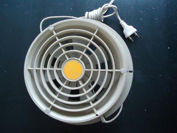Електрически вентилатор