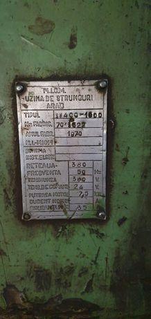 Strung SN 400x1500 MICM Uzina de Strunguri Arad