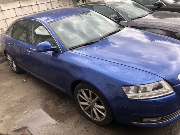 Audi a6 3.0 tfsi supercharger stage 3 500 cai