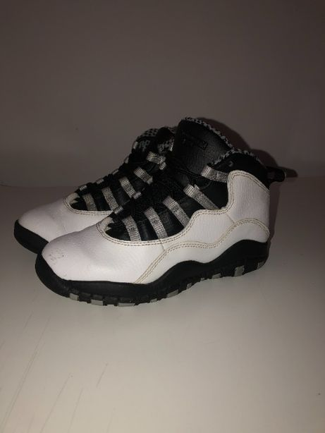 AIR JORDAN Retro 10 'Steel' - 31