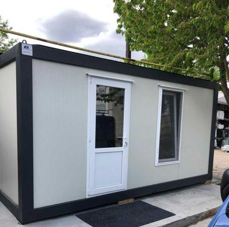 Producator containere modulare pt. locuit, santier, casa, birou, etc.