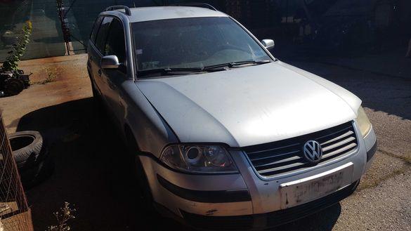 Volkswagen Pasat 1.9 tdi 131 Фолксваген Пасат 1.9 тди 131 кс. На части