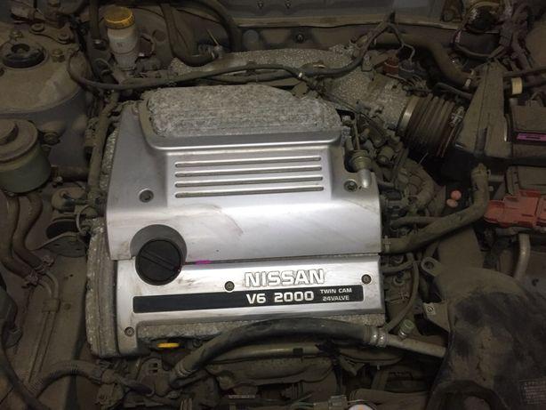 Двигатель Nissan Cefiro VQ20.