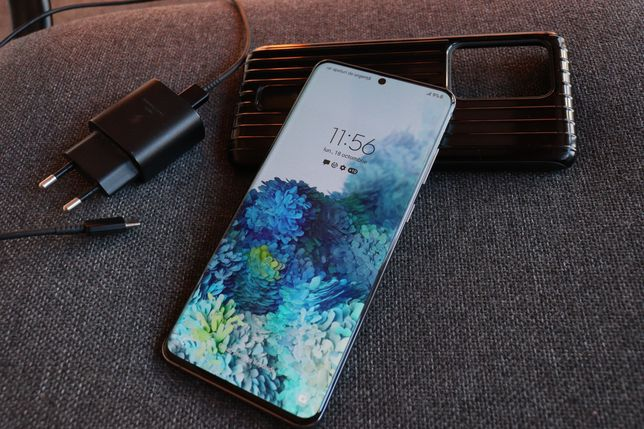 Samsung Galaxy S20 Ultra , 5G