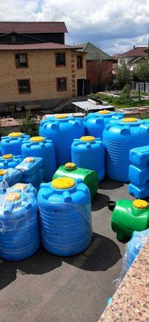 Емкость для воды, резервуар, бочка, бак, для диз.топлива от 300л-25000