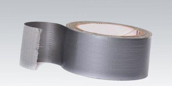Бандажна лента тиксо изолирбанд PVC Duck Tape 4.8см