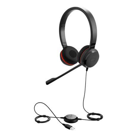 Casti audio Jabra Evolve 30 II MS Stereo
