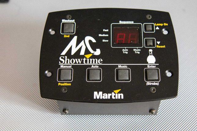 Controller Martin MC Showtime + set cabluri 4xMX1 + Set 6 prize