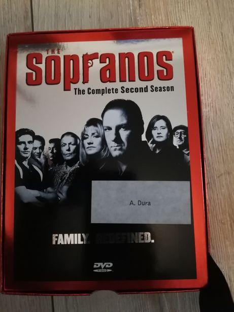 """Dvd filme de colectie. """"24. sopranos. Mon uncle charlie"""