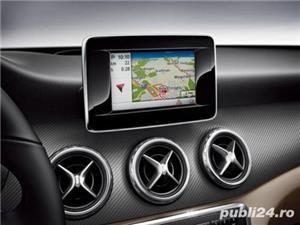 harta navigatie Mercedes Becker Map Pilot A B C E M CLA GLA