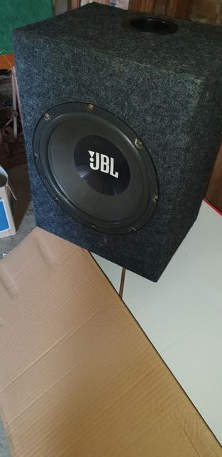Subwoofer JBL de cameră sau mașina