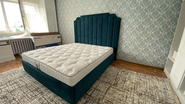 Кровать Кровать для дома Кровать детский Спальный кровать Матрас Мягки