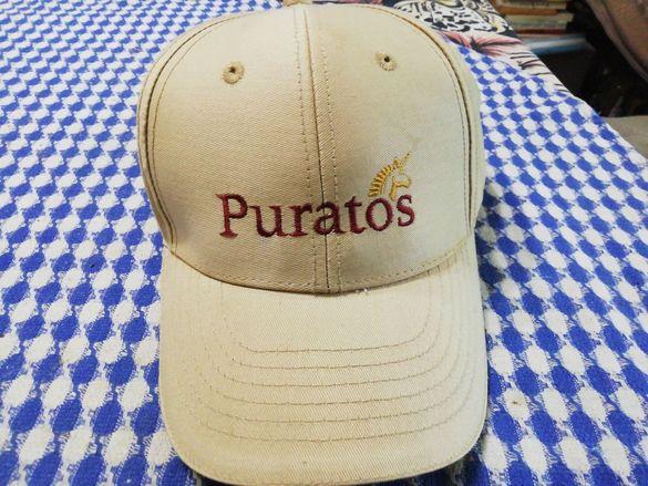 Бейзболна шапка PURATOS