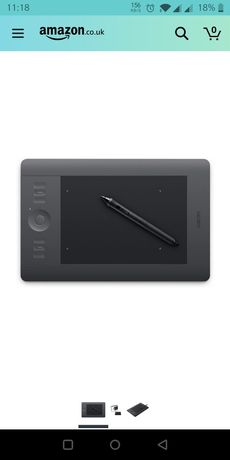 Tableta Grafică Intuos Pro 5 + Wireless