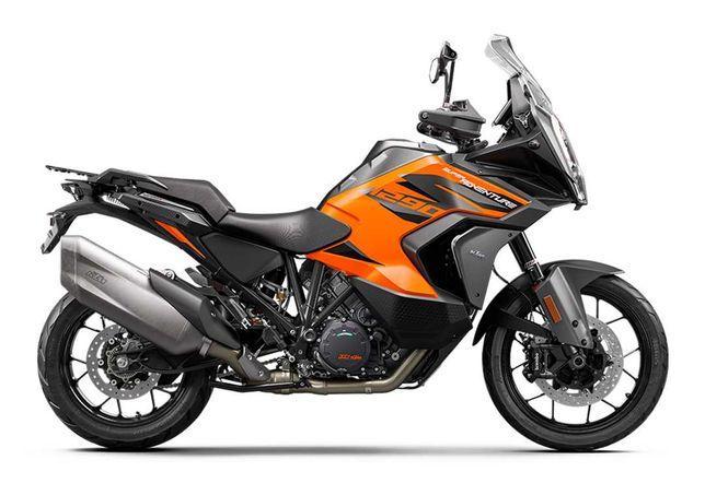 Motocicleta KTM 1290 SUPER ADVENTURE S '21