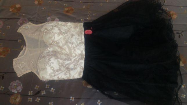 Вечернее английское платье