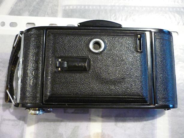 Aparat pe film lat Voigtlander Bessa cu obiectiv Skopar 105mm F/3,5